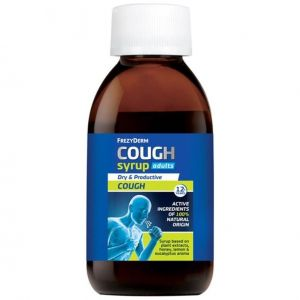 Frezyderm Cough Syrup Adults, 182gr