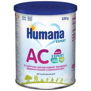 Humana Γάλα σε Σκόνη AC Expert Anticolic 0m+, 350gr