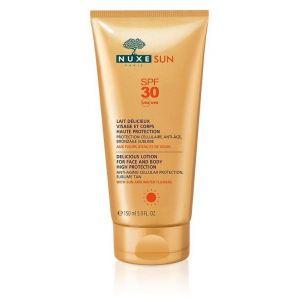 Nuxe Sun Delicious Lotion Face & Body SPF30, 150ml