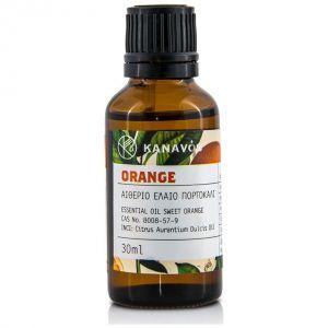 Kanavos Sweet Orange Essential Oil, 30ml