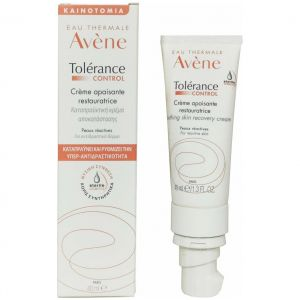 Avene Tolerance Control Creme Apaisant Restaurateur, 40ml