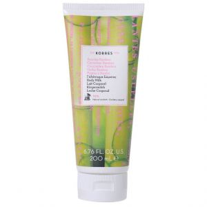 Korres Body Milk Cucumber Bamboo, 200ml