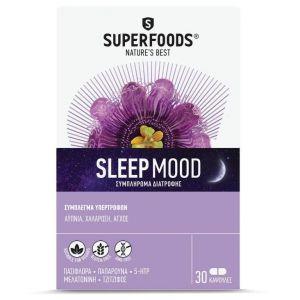 Superfoods Sleep Mood, 30caps