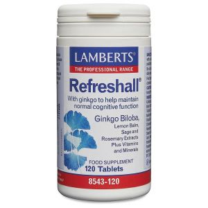 Lamberts Refreshall, 120tabs