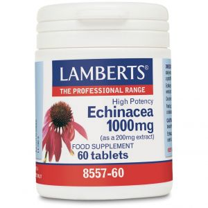 Lamberts Echinacea 1000mg, 60tabs