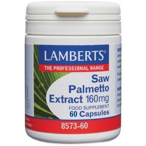 Lamberts Saw Palmetto Extract 160mg, 60caps