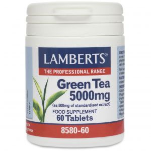 Lamberts Green Tea 5000mg, 60tabs
