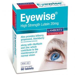 Lamberts Eyewise, 60tabs
