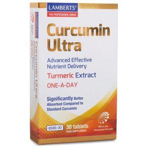 Lamberts Curcumin Ultra, 30tabs