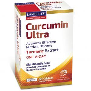 Lamberts Curcumin Ultra, 60tabs