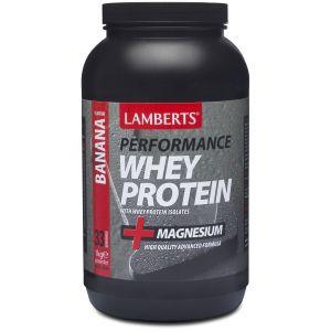 Lamberts Whey Protein Banana, 1000gr