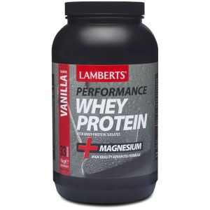 Lamberts Whey Protein Vanilla, 1000gr