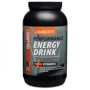 Lamberts Energy Drink Orange, 1000gr