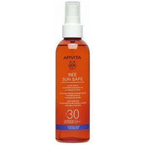 Apivita Bee Sun Safe Tan Perfecting Body Oil SPF30, 200ml