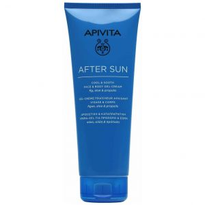 Apivita After Sun Cool Sooth Face Body Cream, 200ml