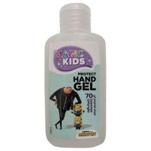 Pharmex Magic Kids Protect Hand Gel Minions, 50ml