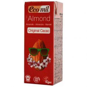 Ola- Bio Ecomil Ρόφημα με Αμύγδαο & Κακάο με Σιρόπι Αγαύης, 200ml