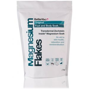 BetterYou Magnesium Flakes, 1000gr