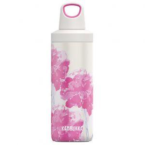 Kambukka Θερμός Reno Insulated Pink Blossom, 500ml