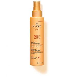 Nuxe Sun Milky Spray for Face & Body SPF20, 150ml