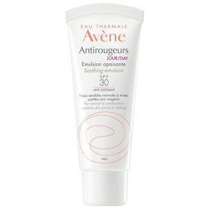 Avene Antirougeurs Jour Emulsion Apaisante SPF30, 40ml