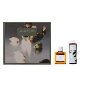 Korres Promo The Fragrance Set Saffron Spices Eau De Toilette 50ml & Showergel 250ml