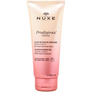 Nuxe Prodigieux Floral Scented Shower Gel, 200ml