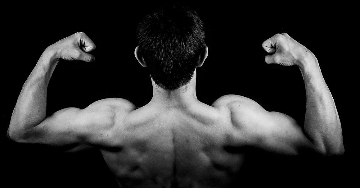 5 ασκήσεις για άνδρες για μυϊκό όγκο